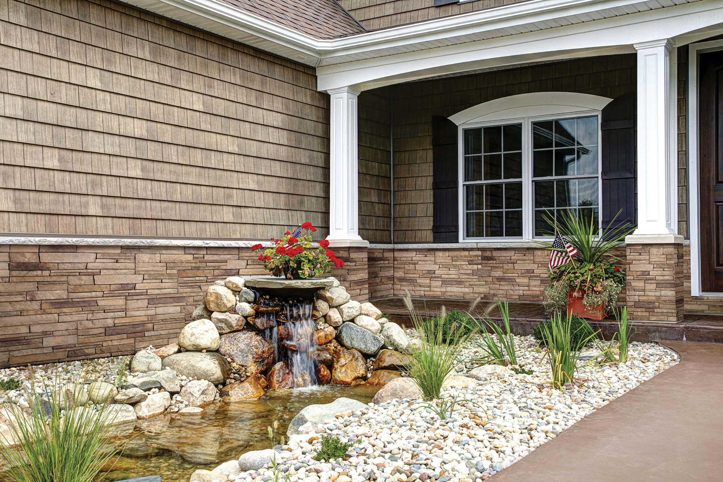 Versetta Stone Ledgestone | Plum Creek