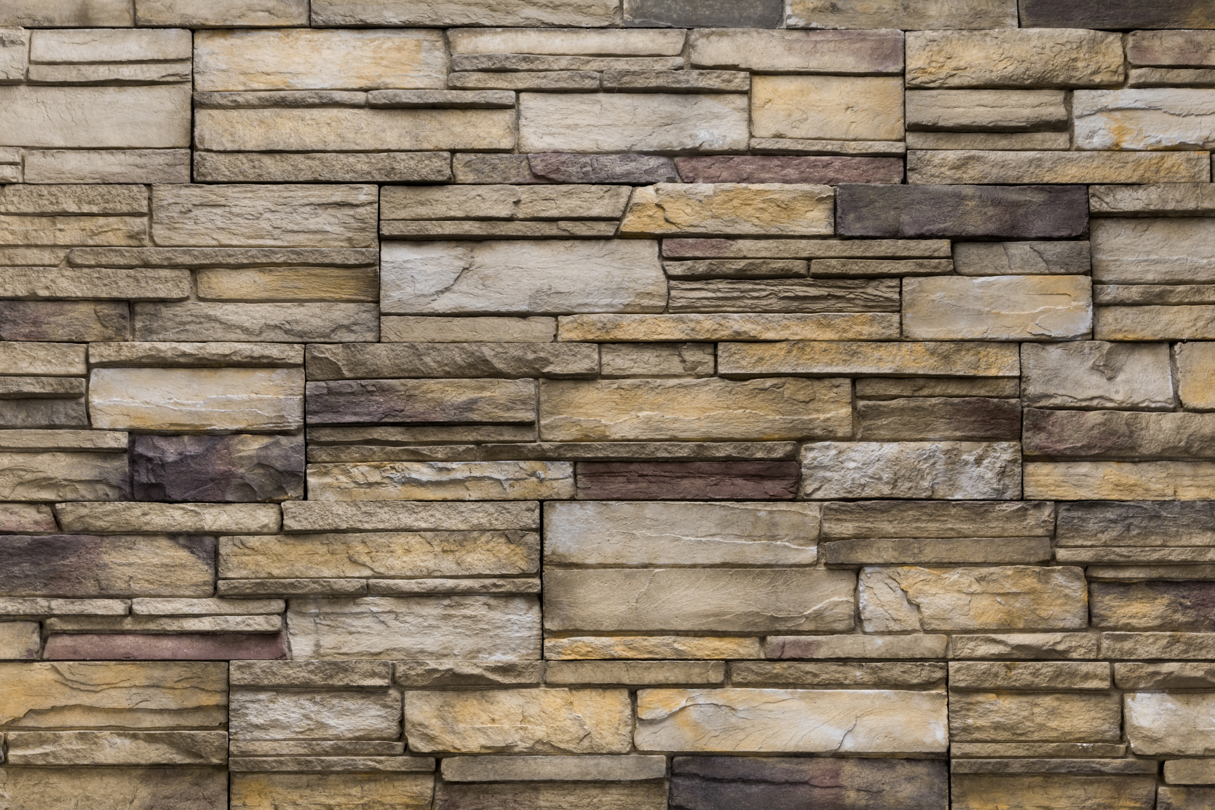 Ledgestone Pattern Mortarless Panelized Stone Veneer I