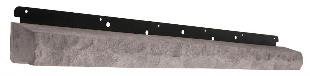 Versetta Stone panelized stone sill/wainscot cap