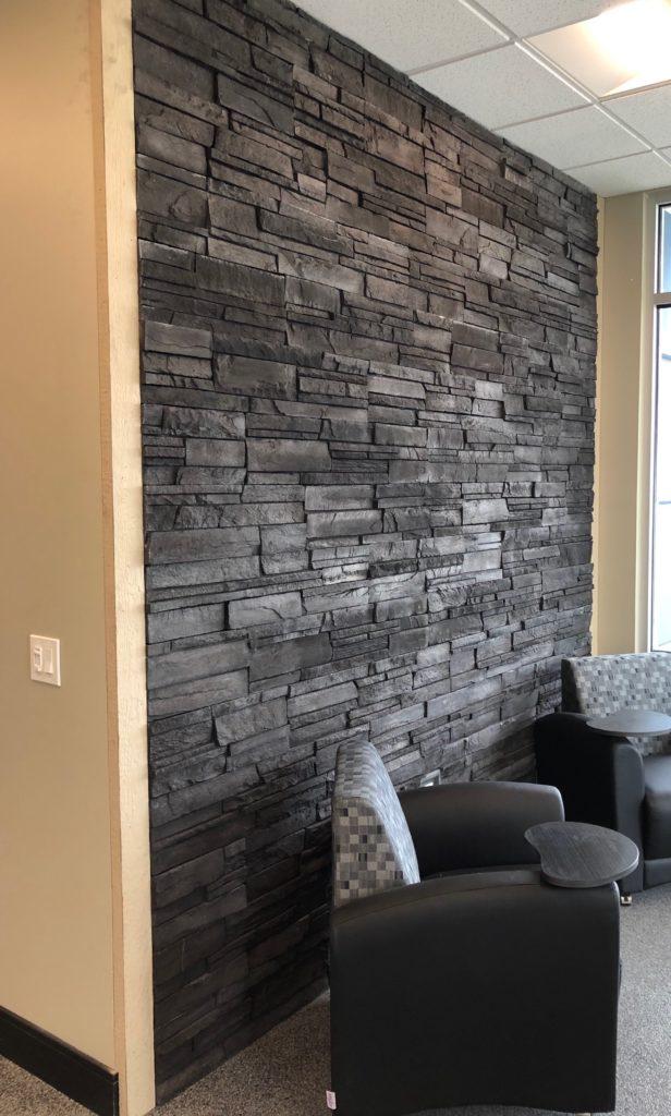 Versetta Stone, lobby design