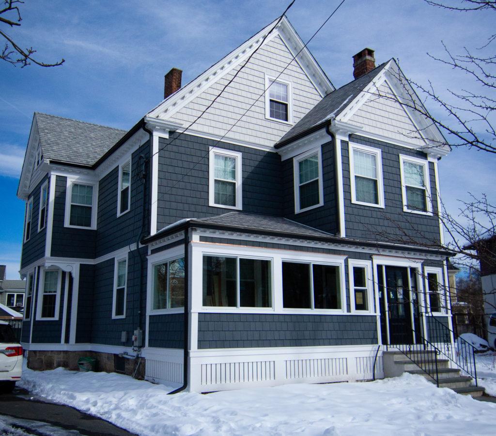 Boston Exterior Remodeling, Grayne, Kleer